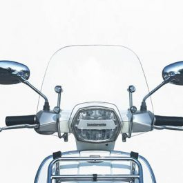 Parabrisas Y Protección Aerodinámica