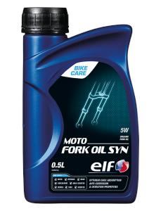 MOTO FORK OIL SYN 5W
