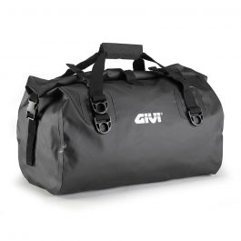 Bolsa impermeable 40 Lts; color negro.