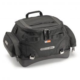Bolsa cargo para sillín y porta paquetes con bolsa interna waterproof; 35 litros