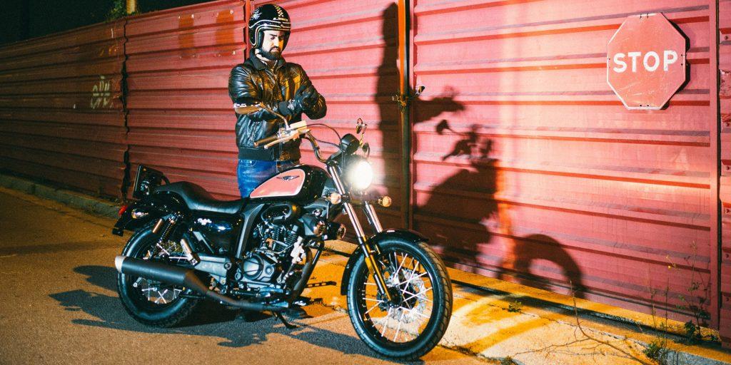 Rockster 125cc