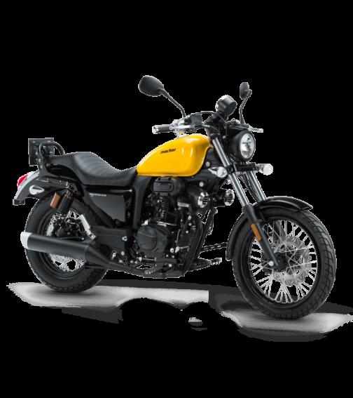 Rockster Flat 125cc