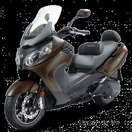 SYM MAXSYM 600cc EFI ABS