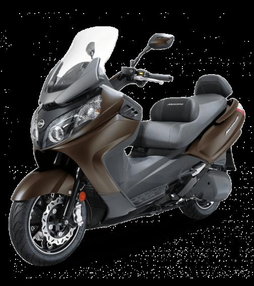 MAXSYM 600cc