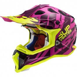 MX470 SUBVERTER TROOP MATT PINK HV YELLOW