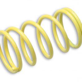 Muelle de polea conducida amarillo (Ø externo 45×77 mm – Ø hilo 3,9 mm – k 8,4)
