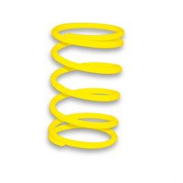 Muelle de polea conducida amarillo (Ø externo 57,5×120 mm – Ø hilo 4,5 mm -k 5,5)