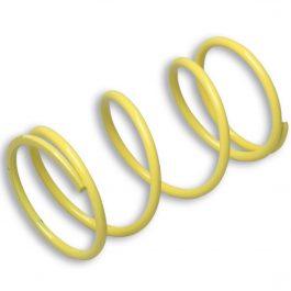 Muelle de polea conducida amarillo (Ø externo 58,3×105 mm – Ø hilo 4,3 mm – k 7,3)