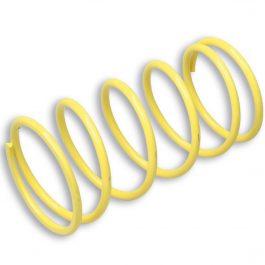 Muelle de polea conducida amarillo (Ø externo 58×128 mm – Ø hilo 4,3 mm – k 5,5)