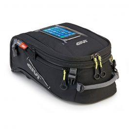 Bolsa específica para moto Honda NC 750X (16-19) a montar sobre compartimento porta casco de la moto
