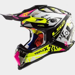 MX470 SUBVERTER TRIPLEX BLACK HV YELLOW PINK