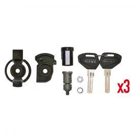 RM KIT CIERRE SECURITY LOCKUNIFICAR 3 MALETAS