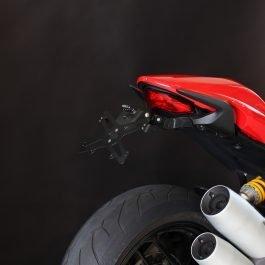 Porta matrícula Ducati Monster 1200/S