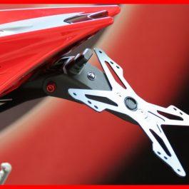 Porta matrícula Aprilia RSV4/RR/RF / Tuono V4 / RS4 125 / Caponord
