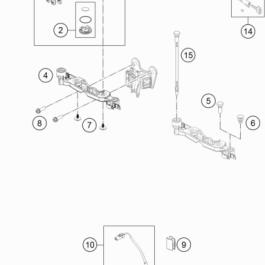 INSTRUMENTS / LOCK SYSTEM