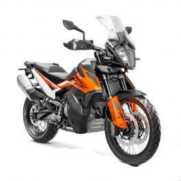2019 790 Adventure, Orange